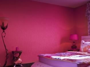 Bilder Pinkes Schlafzimmer 1