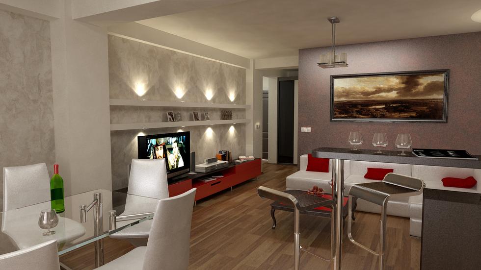 Wohnzimmer Einrichten Braun Weiss - Design