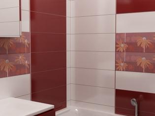 Bilder Badezimmer Fliesen Muster
