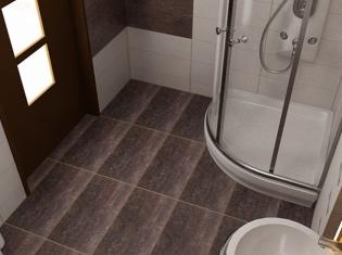 Bilder Braunes Badezimmer