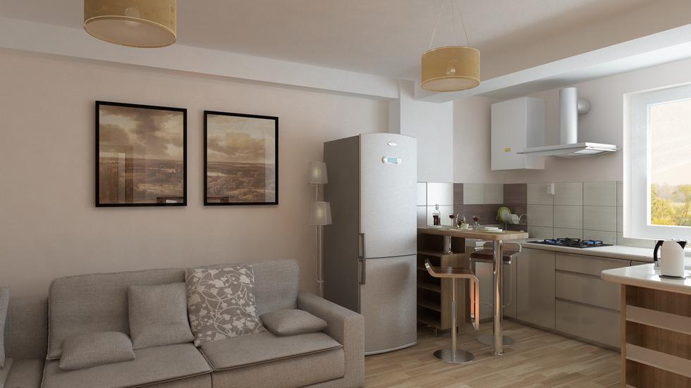 wohnzimmer beige wei dekoration inspiration innenraum