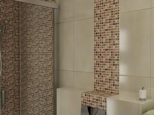 bilder ansehen 3d interieur badezimmer braun beige wei - Badezimmer Beige Braun