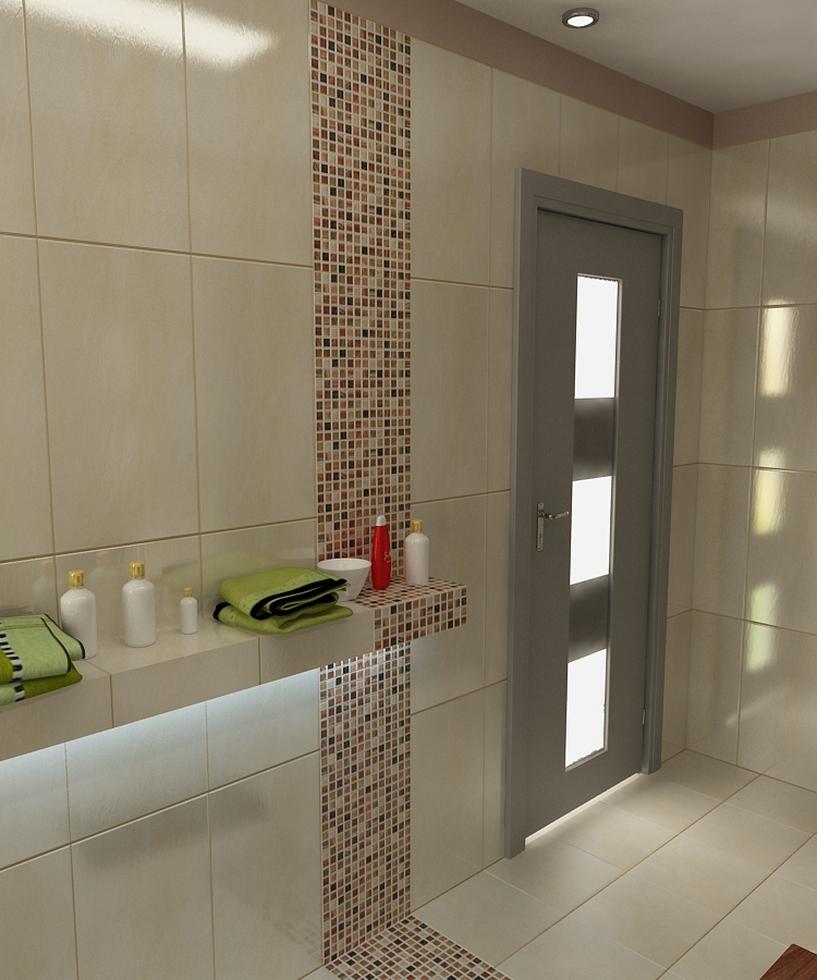 kacheln badezimmer beige braun ~ home design inspiration