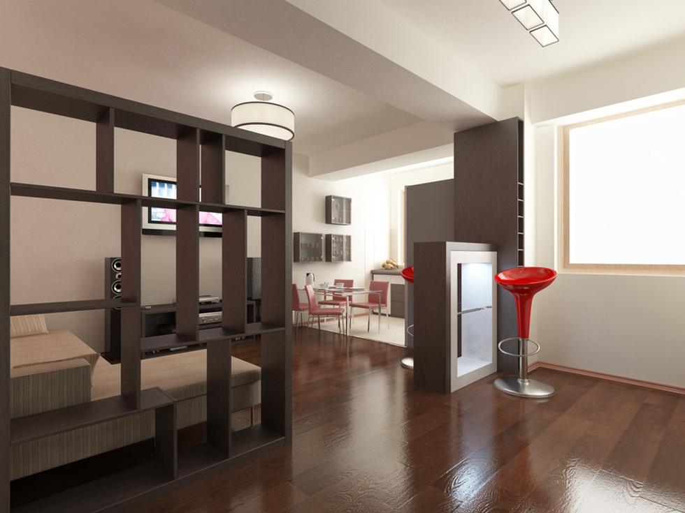 wohnzimmerlampen poco:wohnzimmer rosa weiß : Bilder 3D Interieur Küche Weiß Rosa Cartier