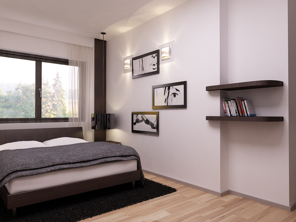 bilder 3d interieur schlafzimmer schwarz wei 39 val cam. Black Bedroom Furniture Sets. Home Design Ideas