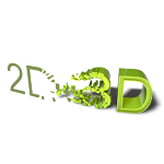 Logo in 3D
